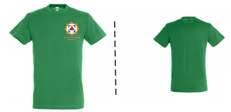 tee-shirt du séminaire international de sonmudo 2016