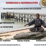 Club Affilié - Stage Sonmudo à Noirmoutier
