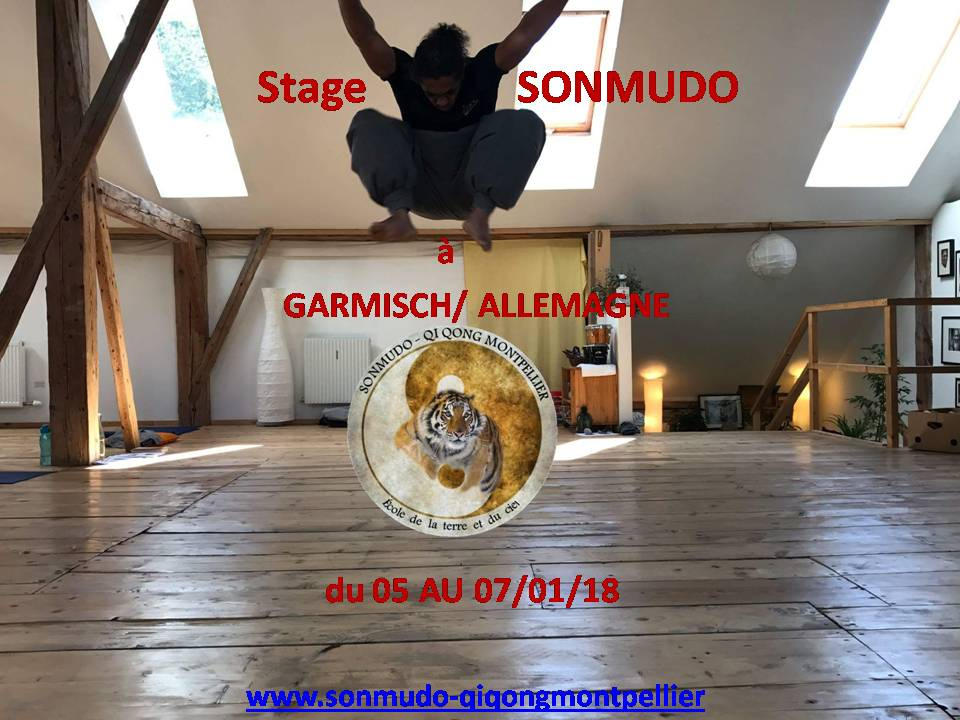 Club Affiliié - Stage Sonmudo - Garmish, Allemagne