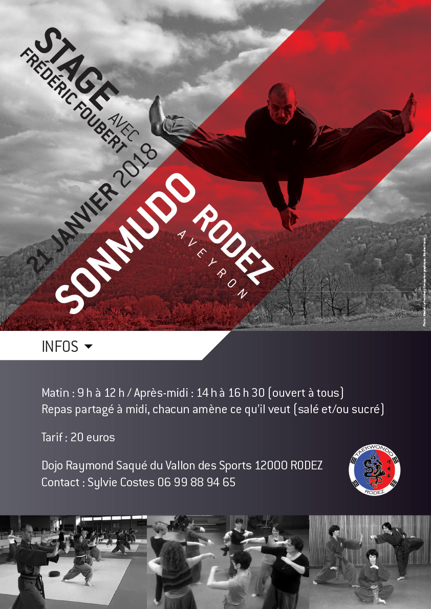 Club Affilié - Stage Sonmudo à Rodez