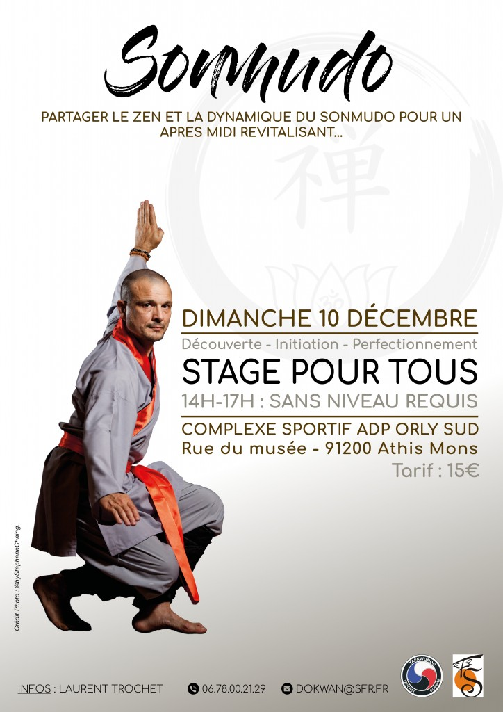 Stage Sonmudo Fred déc 2017