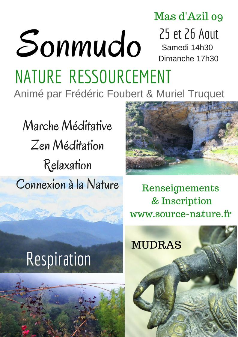 Stage Nature et Ressourcement