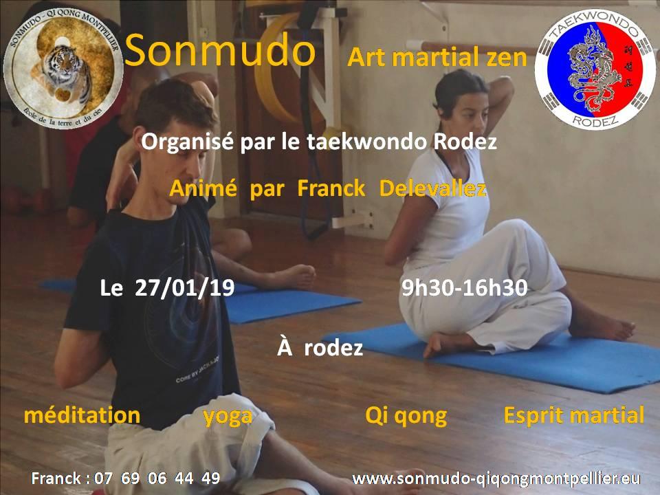 Club Affilié-Stage Sonmudo Rodez